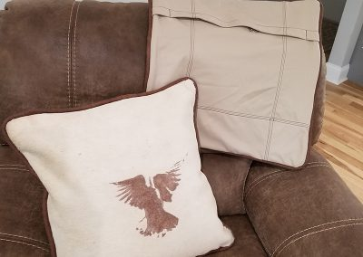 Deco Pillows with Angels