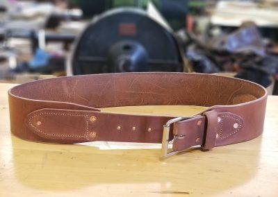 Utility Work Belt: Empty Belt