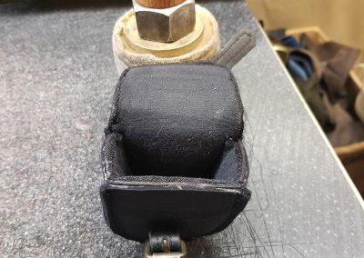 Compass Belt Case: Interior